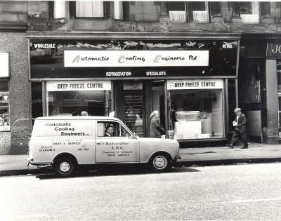 Shop & Van